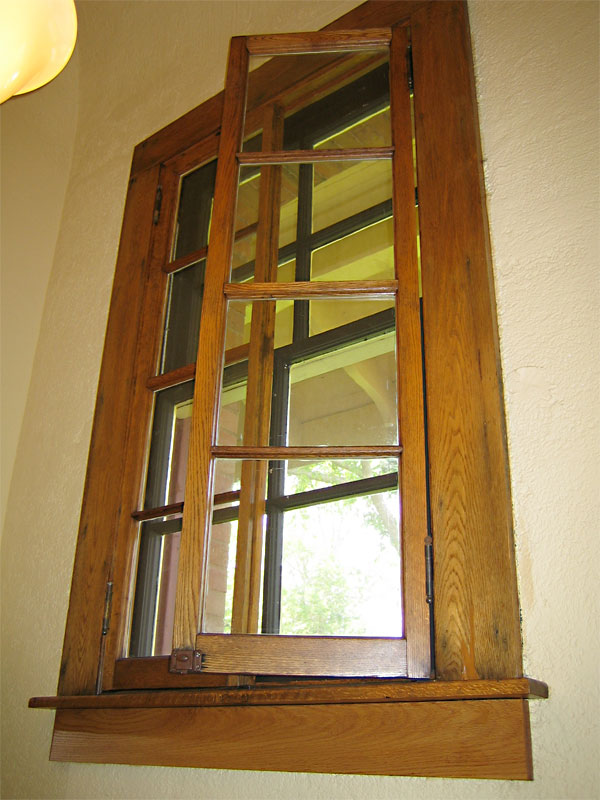 Sull sash window